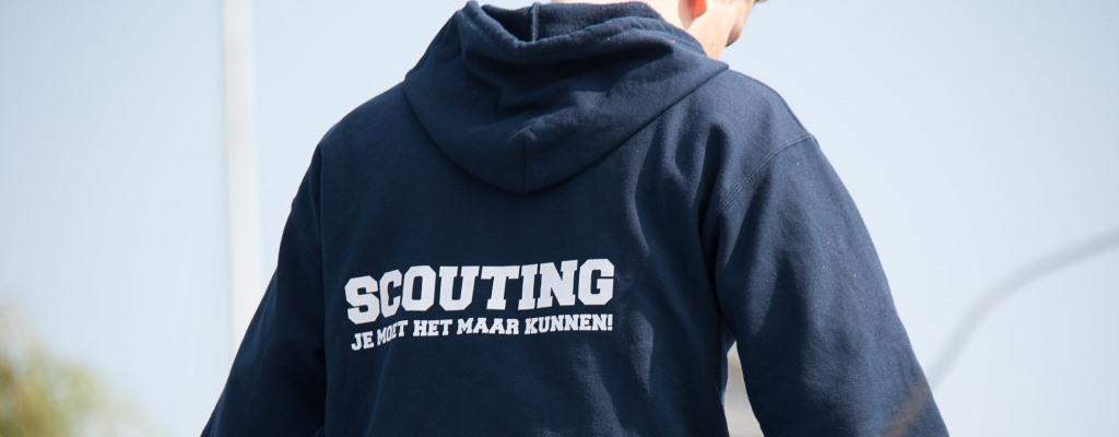 Scouting je moet het maar kunnen