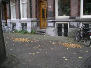 Oranje Nassaulaan Amsterdam